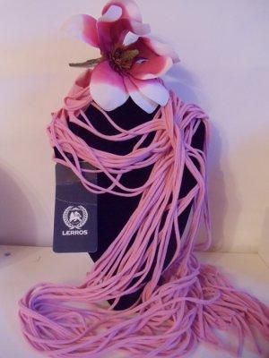 Lerros Rosa Fäden Tuch/Schal 1000 verschiedene Looks