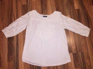 Lerros Camicia a tunica bianco Cotone