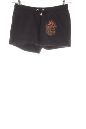 Les Eclaires Shorts schwarz Casual-Look