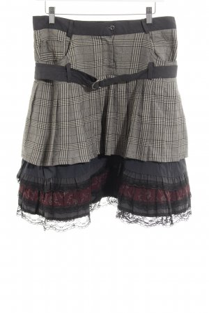 Les Filles de Paris Broomstick Skirt multicolored extravagant style