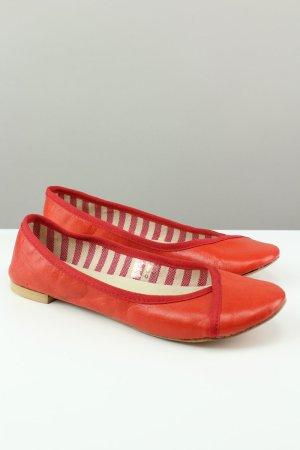 les Lolitas Ballerinas rot Größe 36 1710480350497