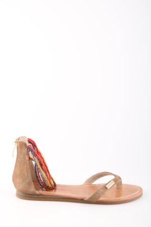 Les Tropéziennes Sandalo Dianette multicolore stile casual