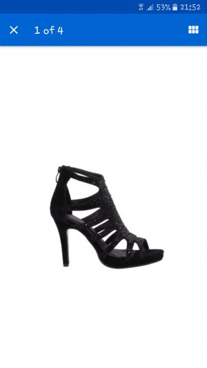 Marco Tozzi High Heel Sandal black