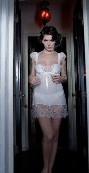 Lingerie cream cotton