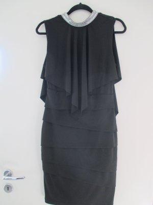 Orsay Robe crayon noir-argenté