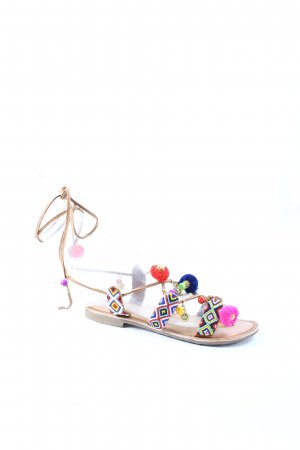 Chinese Laundry Toe-Post sandals multicolored