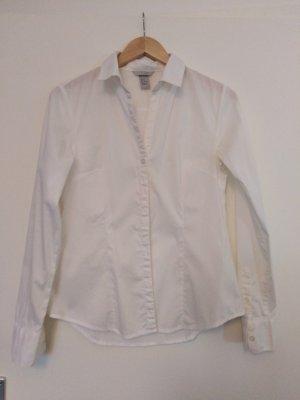 *LETZTE CHANCE* Weiße Bluse