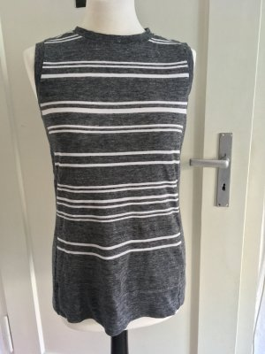 Letzte Preisreduzierung:) DKNY Leinen Top neupreis 215€ Gestreift langes Shirt