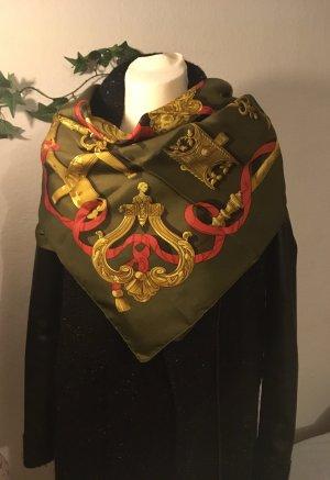 """Letzte Preisreduzierung !! Hermès Paris Carré """"Ferronnerie"""" rar ! Vintage"""