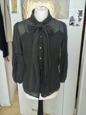 Letzte Preisreduzierung:) Schöne leicht durchsichtige Bluse von Boss Hugo Boss