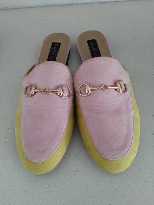 Sergio Todzi Mules primrose-pink