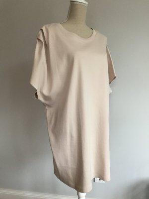 Zara Top extra-large rosé coton