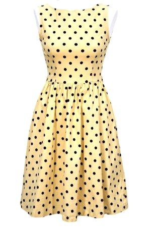 LETZTE REDUZIERUNG **Gepunktetes Kleid von Lindy Bob**