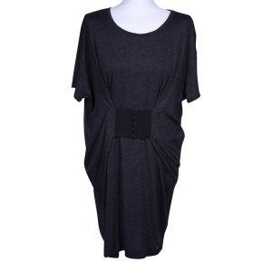 LETZTE REDUZIERUNG Graues Kleid von **Calvin Klein**