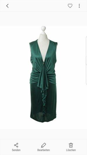 letzte Reduzierung - GUCCI Kleid in sattem grün