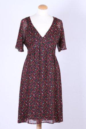 Letzte Reduzierung! Kleid mit Blumenprint von Hallhuber - Gr. 40