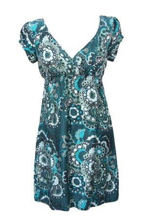LETZTE REDUZIERUNG **Seidiges Kleid von Warehouse**