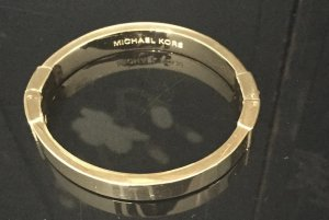 Michael Kors Armlet gold-colored stainless steel