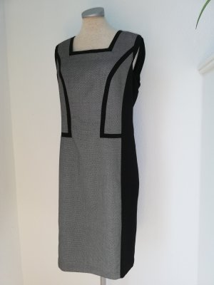 Bexleys Sheath Dress black-light grey