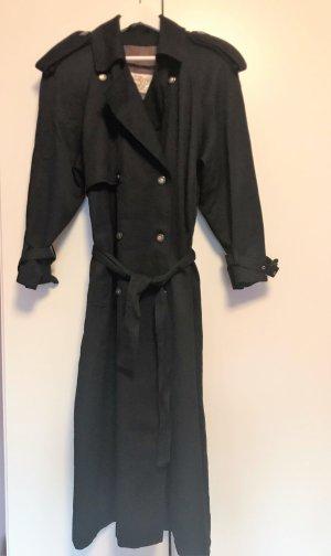 Letzter Preis - bis 16.10. - Trenchcoat Vintage #Bloggerstyle #Brit-Style #dunkelblau