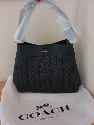 Letzter Preis Coach New York Handtaschen  Leder schwarz Neu mit Etikett