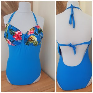Swimsuit multicolored