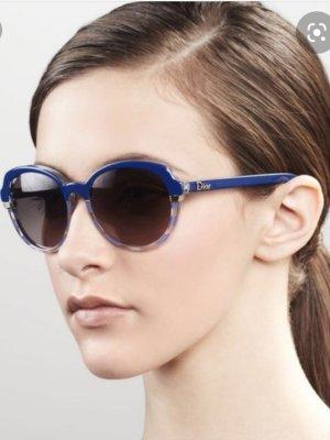 Dior Round Sunglasses multicolored