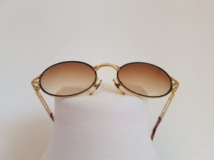 Glasses gold-colored-brown