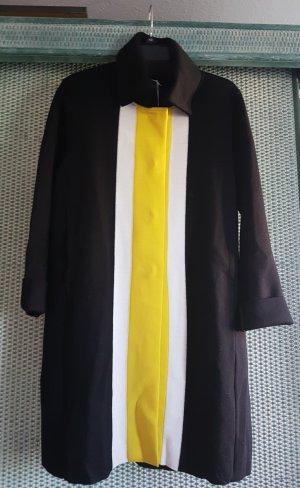 letzter Preis # ETRO -  Strickmantel (100% extra virgin Merino fine)mit fröhlichem Farb Akzent # D 40/ D 42 # NEU#