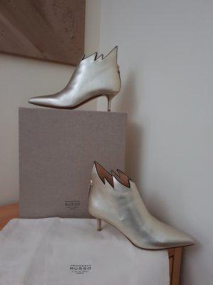 Letzter Preis Francesco Russo Ankle Boots Gr 38, 5 Neu
