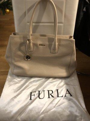 Letzter Preis !!!Furla Tasche Original , beige Farbe