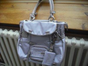 Letzter Preis!!GeorgeGL Shopper Original 28 Kviolett wie neu gut als Schultasche geeignet