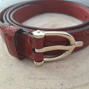 Gucci Cintura di pelle multicolore