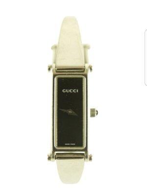 letzter Preis - Gucci Uhr - 1500 L silberfarben