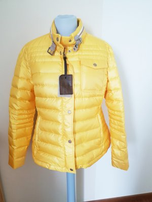 Handstich Down Jacket oatmeal-yellow