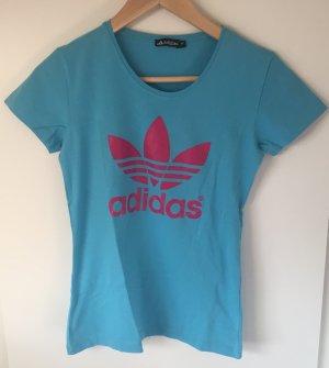 LETZTER PREIS! Hellblaues T-Shirt