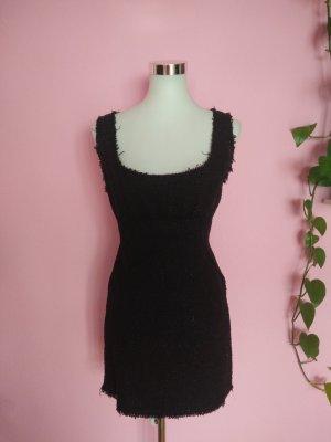 *Letzter Preis* Kleid in schwarz für Herbst/Winter (K2)