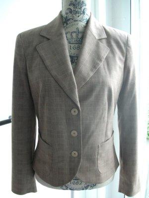 letzter Preis !!! Kurz Jacke / Blazer von APART, Gr. 36, braun kariert