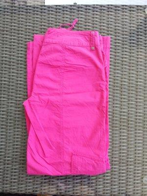 *Letzter Preis* Leichte Freizeithose in pink