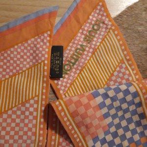 Louis Vuitton Bufanda de seda multicolor