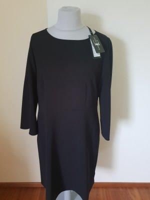 Letzter Preis Luisa Cerano Kleid schwarz Gr.44 Neu mit Etikett