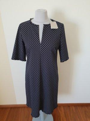 Letzter Preis Marella Kleid Dunkelblau Gr. 42 Neu mit Etikett