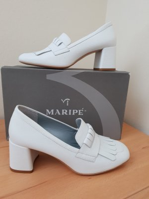 Maripé Loafers wit