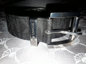 Michael Kors Belt silver-colored-anthracite