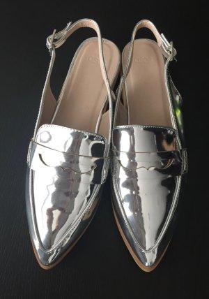 Asos Sandalen zilver