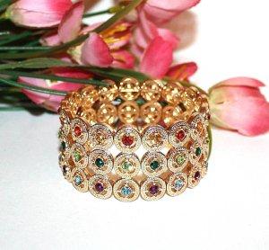 LETZTER PREIS ; NUR BIS SONNTAG ABEND !!! Neu Luxus Glitter Armband