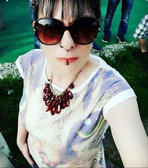 LETZTER PREIS !!!! NUR FÜR KURZE ZEIT !!!! Große Blogger Sonnenbrille