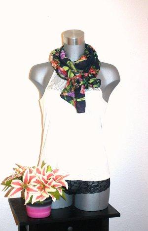 LETZTER PREIS NUR FÜR KURZE ZEIT !!!! H&M Schal Flower Muster