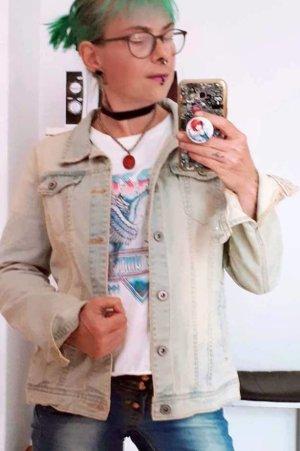 LETZTER PREIS NUR FÜR KURZE ZEIT !!!! Jeans Jacke H&M Gr. 38/40 Streetstyle Look