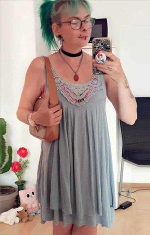 Tunic Dress grey